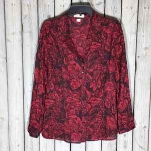 Ladies Coldwater Creek Blouse